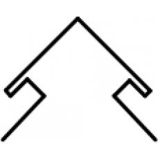 Наружный угол 35x80x80x35